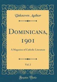 Dominicana, 1901, Vol. 2
