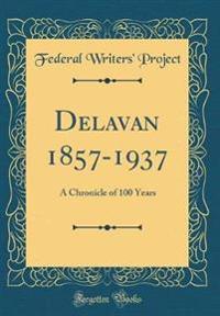 Delavan 1857-1937