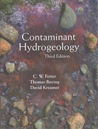 Contaminant Hydrogeology