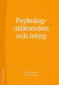 Psykologutlåtanden och intyg