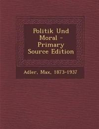 Politik Und Moral