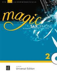 Magic Saxophone - Die Altsaxophonschule