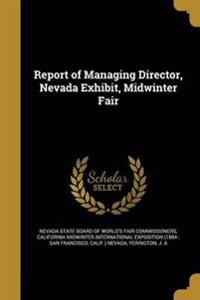 REPORT OF MANAGING DIRECTOR NE