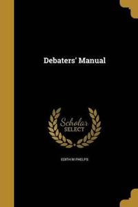 DEBATERS MANUAL