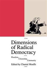 Dimensions of Radical Democracy