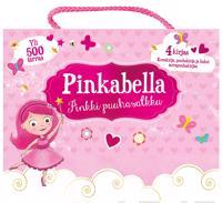 Pinkabella - Pinkki puuhasalkku