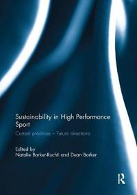 Sustainability in high performance sport