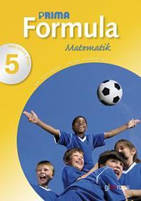 Prima Formula 5 Elevbok inkl dvd 1:a upplaga