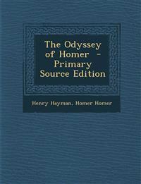 Odyssey of Homer