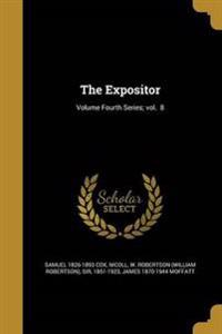 EXPOSITOR VOLUME 4TH SERIES VO