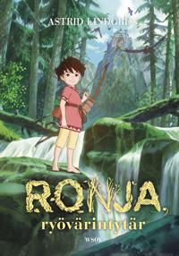 Ronja, ryövärintytär (värikuvitettu laitos)