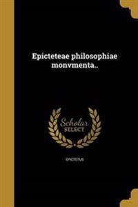 GRC-EPICTETEAE PHILOSOPHIAE MO