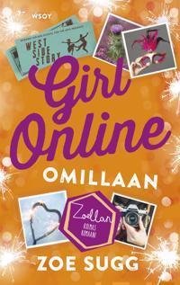 Girl Online omillaan