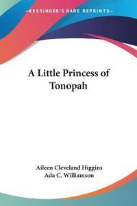 A Little Princess of Tonopah