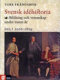Svensk idéhistoria 1