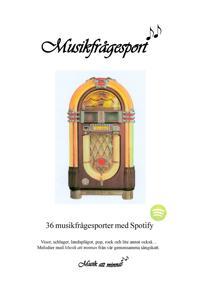 Musikfrågesport: 36 musikfrågesporter med Spotify