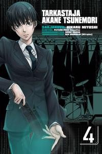 Tarkastaja Akane Tsunemori 4