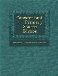 Catasterismi...