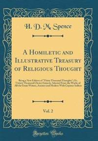 A Homiletic and Illustrative Treasury of Religious Thought, Vol. 2