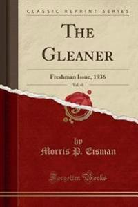 The Gleaner, Vol. 41