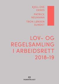 Lov- og regelsamling i arbeidsrett 2018-19