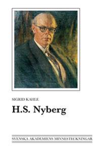 H. S. Nyberg : En vetenskapsmans biografi