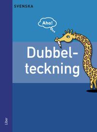 Aha Svenska Dubbelteckning