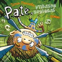 Pate, viidakon kuningas (cd)