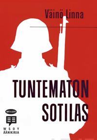 Tuntematon sotilas (MP3-cd)