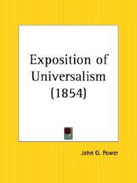 Exposition of Universalism 1854
