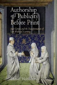 Authorship and Publicity Before Print