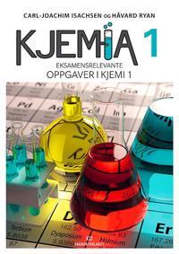 Kjemia 1 - alt er kjemi - Carl-Joachim Isachsen, Håvard Ryan   Inprintwriters.org