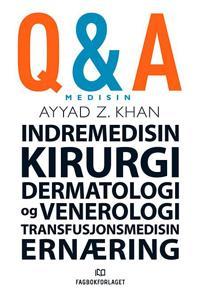 Q & A medisin - Ayyad Z. Khan | Inprintwriters.org