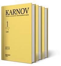 Karnov bokverk 2017/18