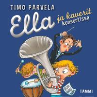 Ella ja kaverit konsertissa (cd)