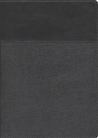 Biblia de Estudio Ryrie Ampliada: Duo-Tono Negor Con íNdice