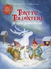 Tonttu Toljanteri ja outo jouluvieras