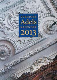 Sveriges Adelskalender 2013