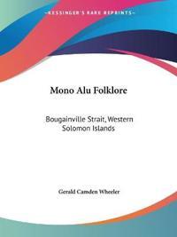 Mono Alu Folklore