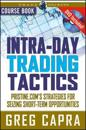 Intra-Day Trading Techniques