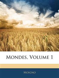 Mondes, Volume 1