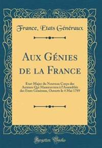 Aux Génies de la France