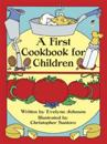 First Cookbook for Children