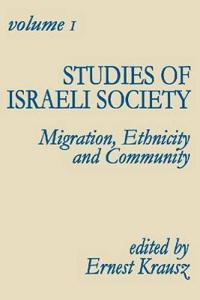 Studies of Israeli Society