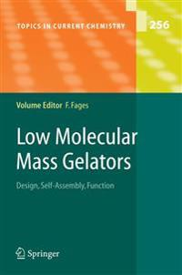 Low Molecular Mass Gelators
