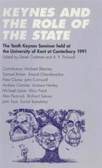 Keynes and the Role of the State