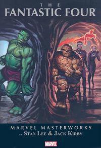 Marvel Masterworks Presents The Fantastic Four 2