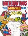 "How to draw comics the ""marvel"" way"