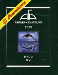AFA Østeuropa frimærkekatalog-R-U