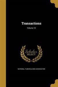 TRANSACTIONS V13